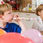 Ideas para bolsitas de dulces para cumpleaños