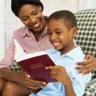 Cómo enseñarles a los niños sobre el libro Proverbios