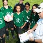 The Job Duties of a Soccer Coach