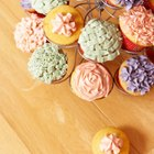 Delicious chocolate cake pops with sprinkles