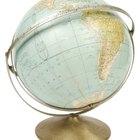 Actividades de primaria acerca de continentes