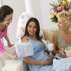 Ideas de comidas para un baby shower de tarde
