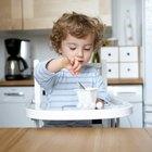 Yogur para bebés con intolerancia a la lactosa
