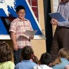 Los mejores temas de discurso para niños