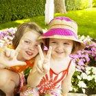 Enseñar lenguaje de señas a niños