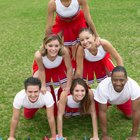 Cheerleading Pyramids for Beginners