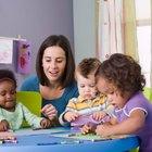 Actividades del movimiento creativo para niños pequeños