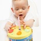 Ideas y lugares para celebrar un cumpleaños de 1 año