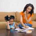 Actividades de desarrollo del lenguaje para niños pequeños