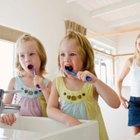 Razones del mal aliento en los niños