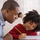 Enseñar a los niños a escribir oraciones