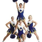 Cheerleading Routines for Beginners