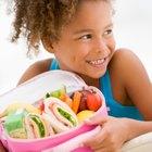 Las mejores frutas y vegetales para el almuerzo de tu hijo