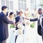 Cómo preparar un brindis como dama de honor de una boda
