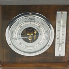 How to Reset a Barometer