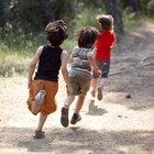 Cómo entrenar a un niño para correr una maratón de 5 km