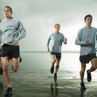 Entrenamiento en corrida de los Navy Seals