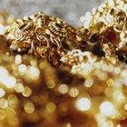 Cómo limpiar las alhajas de oro en casa