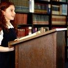 Temas fáciles de discurso y debate para estudiantes