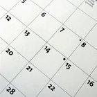 Juegos para aprender el calendario