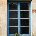 How to build casement windows diy
