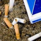 Maneras de saber si alguien fuma