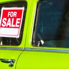 How to Sell a Car With a Lien