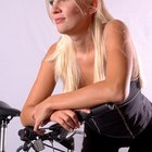 How to Attach a Bicycle to a Trainer