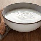 Cómo preparar yogur griego a partir del yogur común