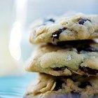 Vegan cookie dough brownies
