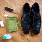 Shoeshine supplies