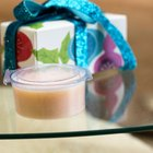 Moisturize your skin with a homemade body butter bar.