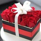 Cómo hacer una hermosa caja de flores para San Valentín