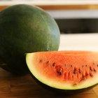 Como identificar se uma melancia está ruim