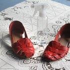 Como fazer um líquido caseiro para alargar sapatos