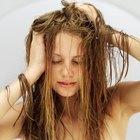 Como usar vinagre para clarear o cabelo