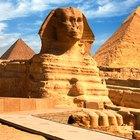 Diferenças entre o Egito antigo e o Egito moderno