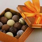 Presentes de chocolate para homens