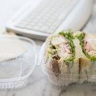 7  almuerzos saludables y fáciles de preparar que puedes llevar a la oficina