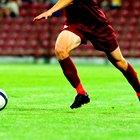 O futebol deixa as coxas mais grossas?
