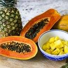 Comidas que reduzem os gases estomacais