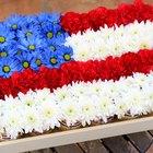 Crea una bandera como centro de mesa utilizando frascos de conservas en tan solo siete pasos