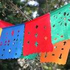 Papel Picado: Haz los típicos banderines mexicanos