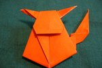 How To Make An Origami Pokemon