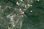 Haunted Trails Nearest to Woodbridge, Virginia