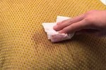 How to Remove Cat Urine From Upholstery