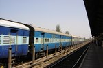 Travel in India by Rail Train