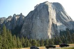 Yosemite National Park RV Camping