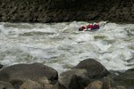 Rafting in Moab, Utah