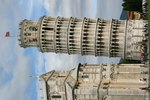 Description of the Leaning Tower of Pisa